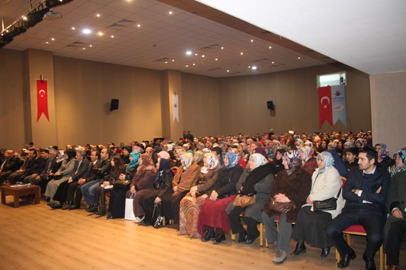 ömer döngeloğlu konferans