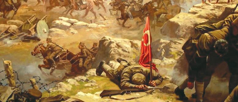 çanakkale savaşı 57.alay