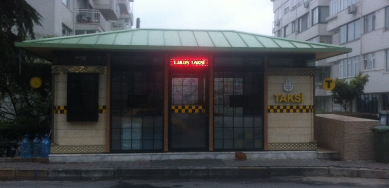 1.ulus taksi