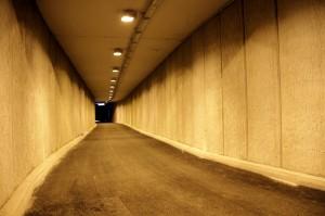 çağlayan taşlık tünel içi