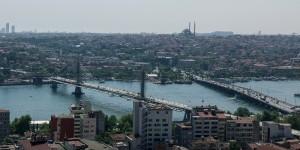 Haliç Metro Köprüsü-açıldı