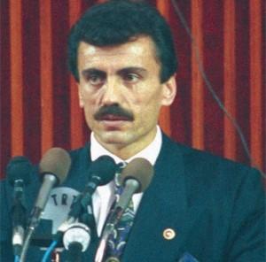 Muhsin Yazıcıoğlu büyük birlik partisi