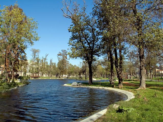 hasbahçe kuğulu göl