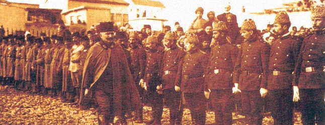 osmanlı askerleri