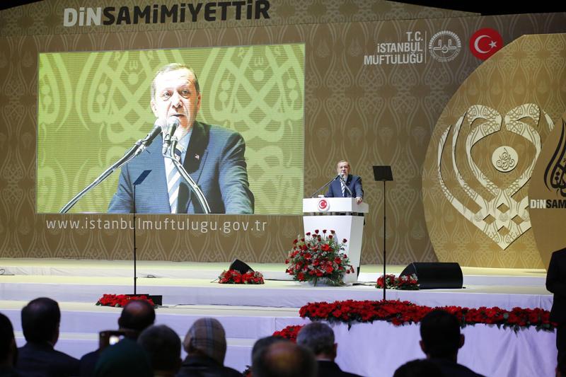 istanbul müftülüğü Başbakan