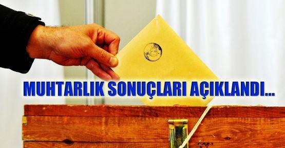 kağıthane mahalle muhtar seçim sonuçları