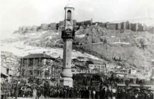 bayburt saat kulesi