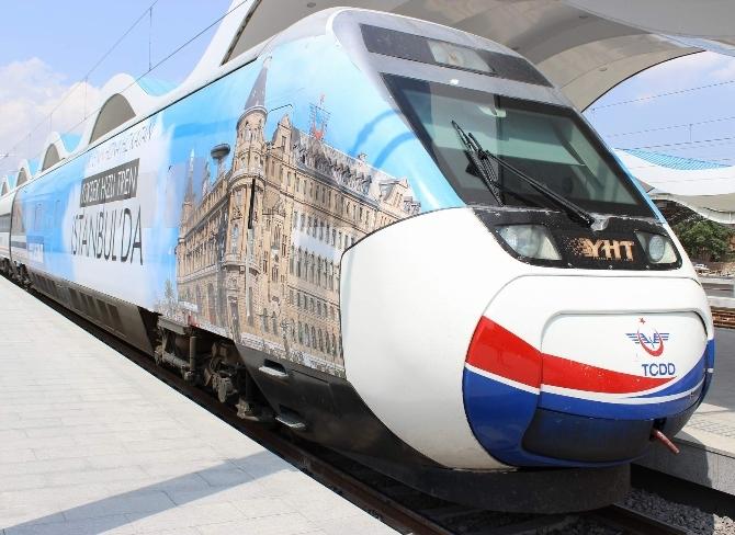 yuksek hızlı tren ankara-istanbul