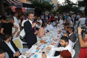 Ramazan İftarı Sami İlhan