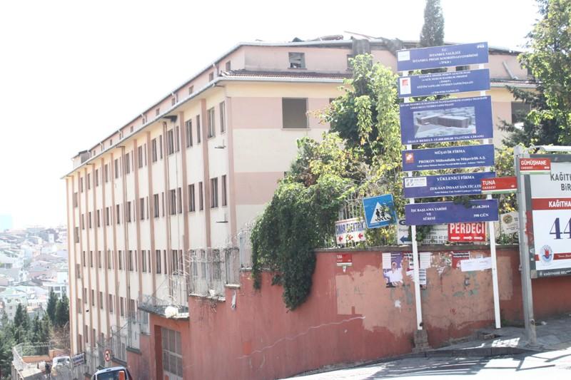 Kağıthane Anadolu İmam Hatip Lisesi