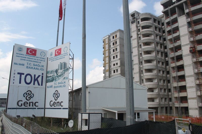 Seyrantepe Devlet Hastanesi