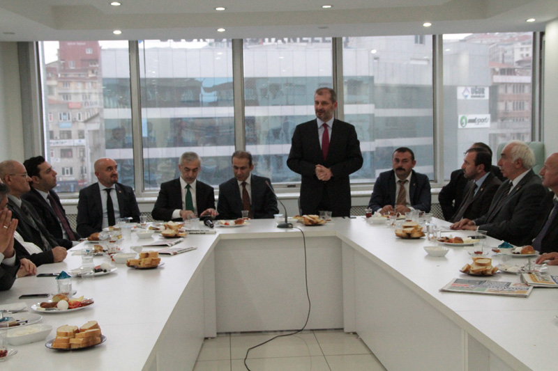 AK Parti İlçe Başkanı Sami İlhan