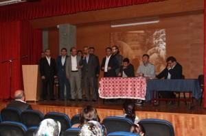 Kağıthane Kız AİHL Okul Aile Birliği Başkanı Ali Torlak