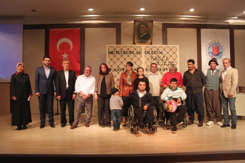Bedensel Engelliler Sanat Eğitim Merkezi Tiyatro Topluluğu
