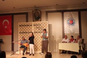 O Ses Türkiye Kağıthane Tiyatro Oyunu
