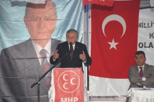 İstanbul Milletvekili Celal Adan MHP Kağıthane