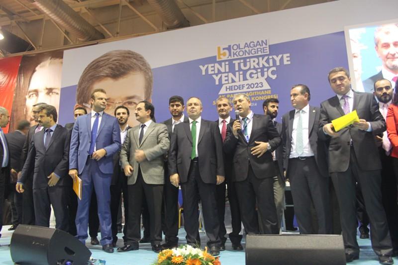 AK Parti Kağıthane İlçe Başkanı Faruk Gökkuş