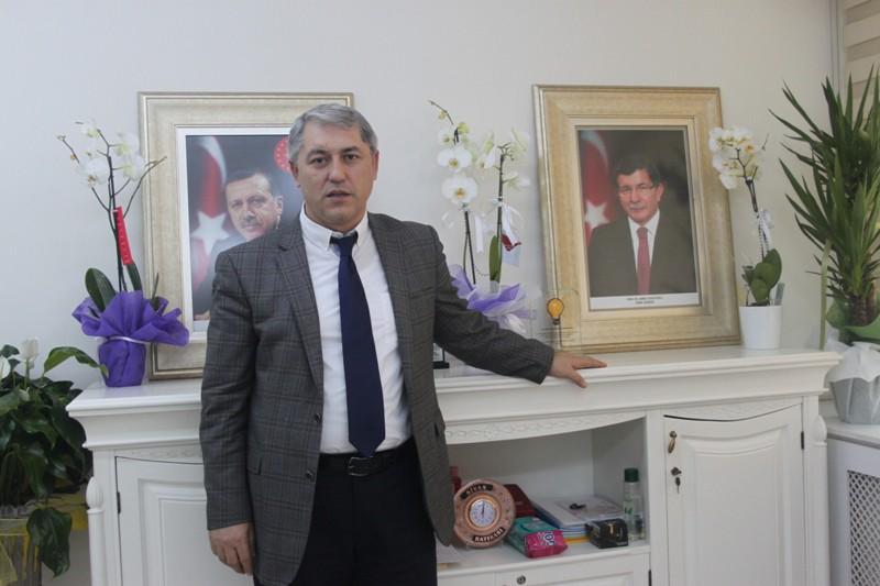 AK Parti Kağıthane İlçe Başkanı