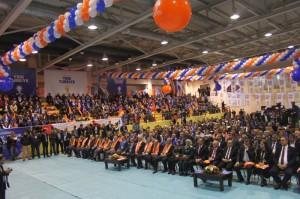 AK Parti Kağıthane 5. Olağan Kongrresi