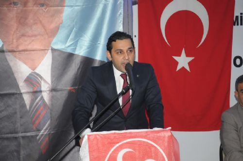 Ayhan Maden MHP Kağıthane Kongre