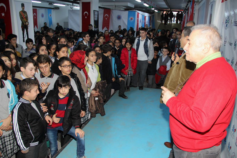 Dünya Çocuk Rekorları Rekor Tescil ve Hakem Heyeti Başkanı Orhan Kural