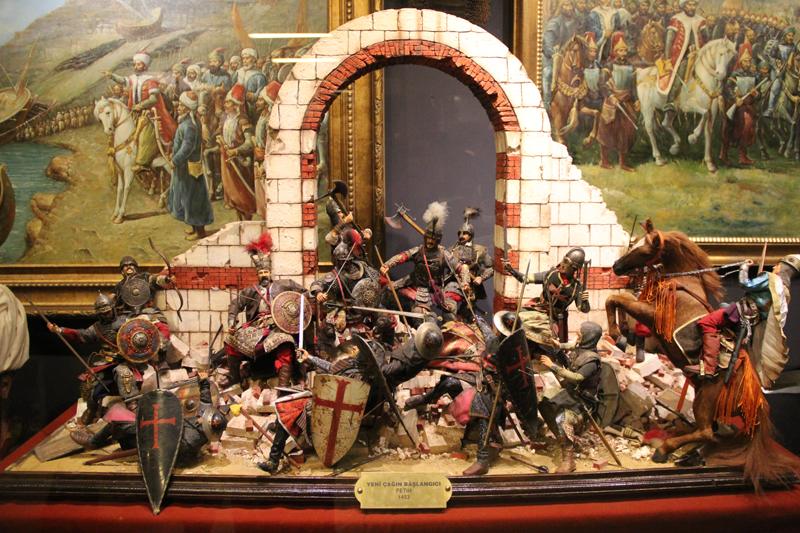 Hisart Canlı Tarih ve Diorama Müzesi Kağıthane
