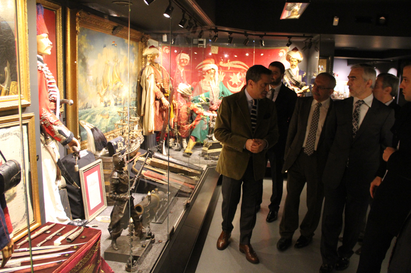 Hisart Canlı Tarih ve Diorama Müzesi