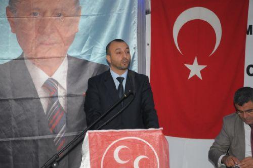 Kamil Torun MHP Kağıthane Kongre
