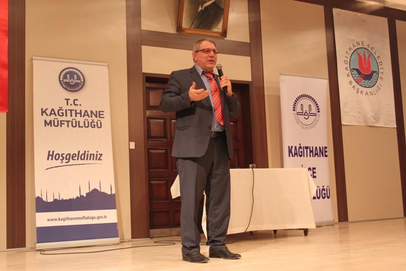 Prof.Dr.Ali Seyyar  Kağıthane