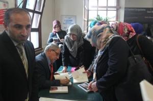 Prof.Dr.Ali Seyyar Kitap İmza Günü