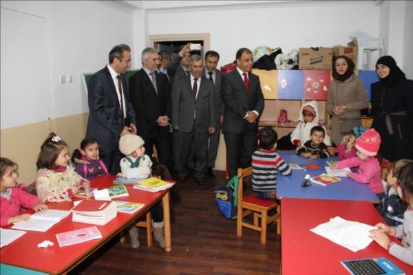 Suriyeli Çocukların Okul Sevinci Kağıthane