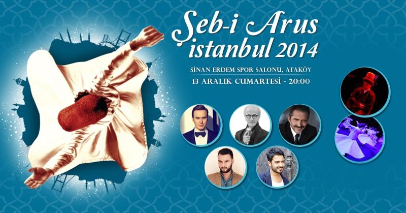 Şeb-i Arus İstanbul 2014