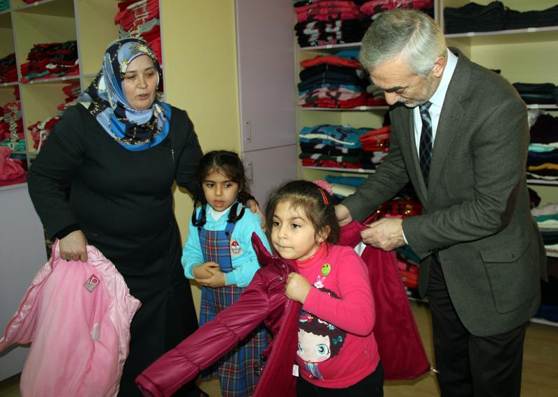 Fatma Kılıç-Fazlı Kılıç Kağıthane Sosyal Mağaza