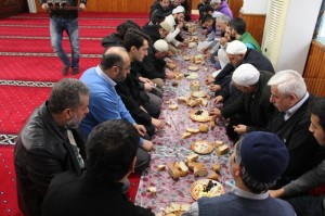 Sultan Selim Mescidi Sabah Kahvaltısı