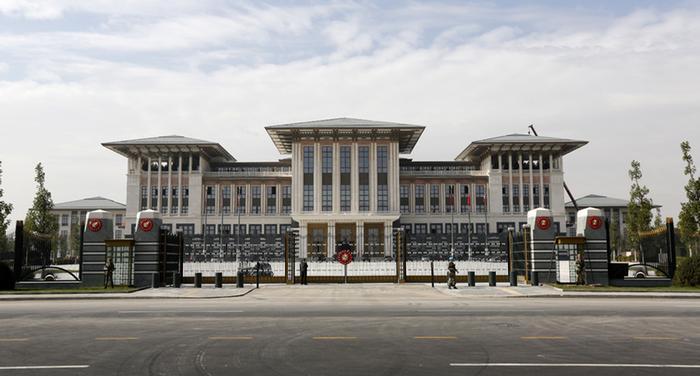 Yeni Türkiye Sarayı