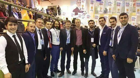 AK Parti Genclik Kolları Kağıthane