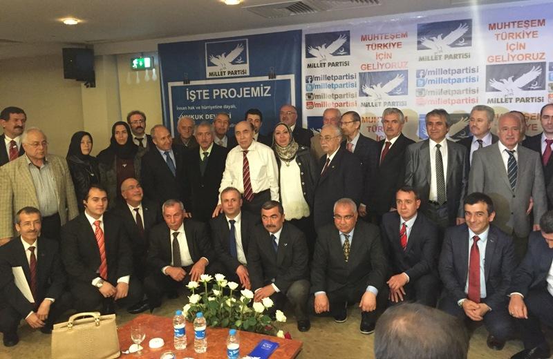MP İstanbul Milletvekilleri Adayları