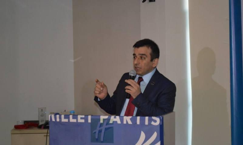MP Salim Yılmaz