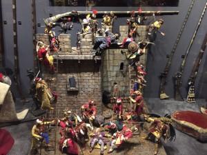 hisart hürriyet mahallesi diorama