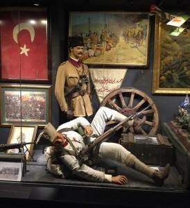 hisart müze askerler