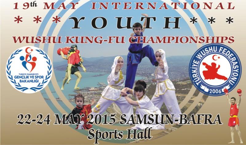 19 Mayıs Uluslararası Gençlik Wushu Kung-fu Şampiyonası