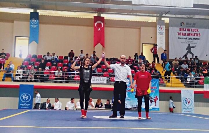 2015 Wushu Kung-fu Şampiyonası