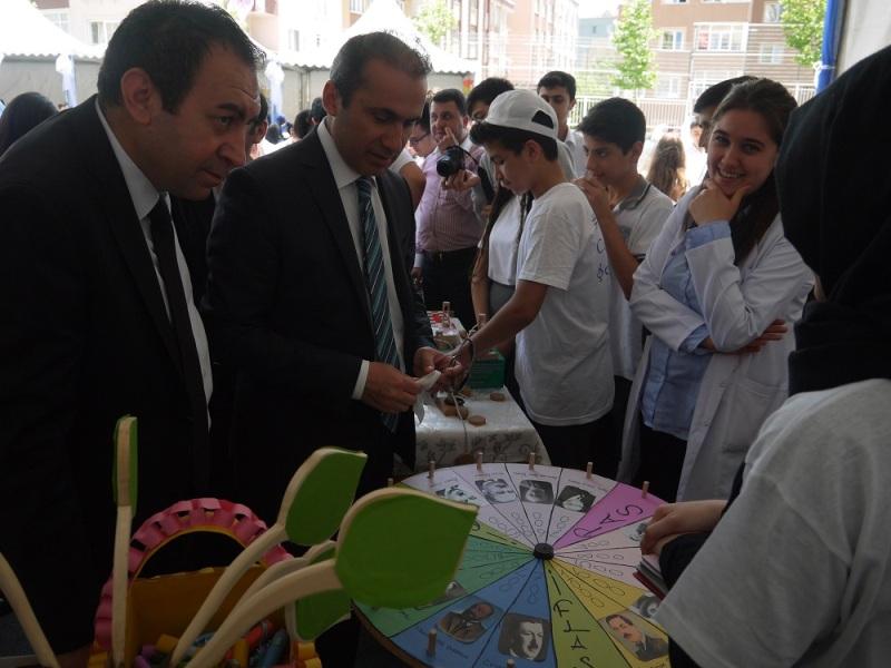 Ekrem Cevahir Anadolu İmam Hatip Lisesi Bilim Şenliği