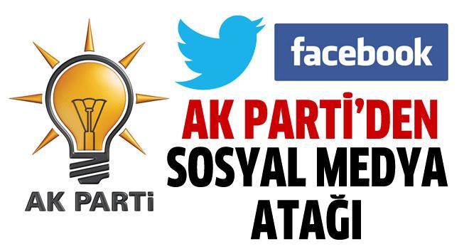 AK Parti'den Sosyal Medya Atağı