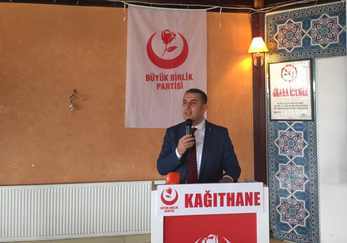 BBP İstanbul 2. Bölge Milletvekili Adayı Bayram Karacan