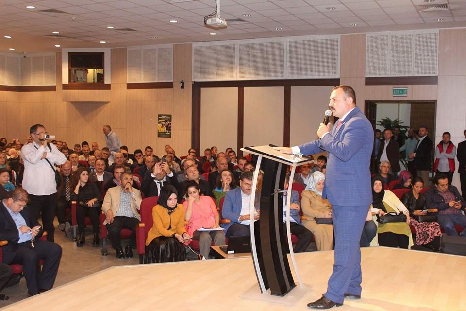BBP Adem Mamaç AK Partiye Gecti