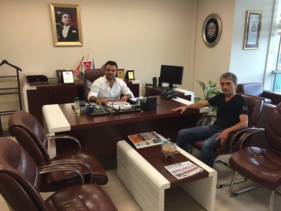Mehmet Yüksel Kızıloğlu-Ayetullah Coşkun
