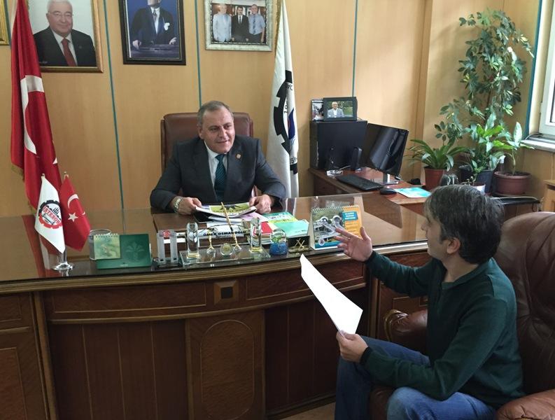 Ömer Osmanoğlu-Ayetullah Coşkun Röportaj