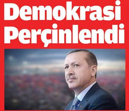 Demokrasi Percinlendi