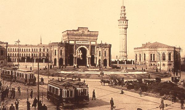Istanbul Universitesi-Fatih'in Sahn-ı Semanı